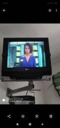 Tv LG 21 polegadas tubo slim