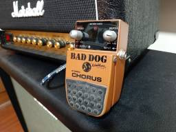 Título do anúncio: Pedal Washburn Bad Dog Stereo Chorus
