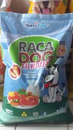 Ração raça dog filhotes 15kg