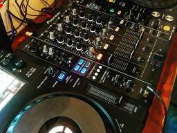 Setup DJ completo Mixer DJM 900 Srt/ Nexus e XDJ 1000