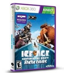 Jogo Ice Age XBOX 360 Kinect - Era do Gelo