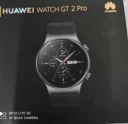 Relógio smartatwatch Huawei GT 2 pro vid b19 night black
