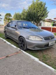 Carro civic ano 2000