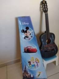 Violão Infantil Phoenix Disney Hotwheels