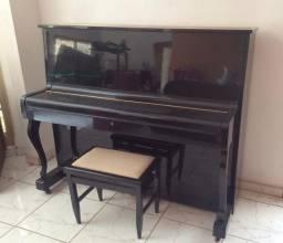 Piano Fritz Dobbert preto