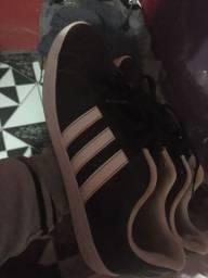 Adidas preto e branco
