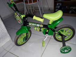 Bicicleta menino aro 12