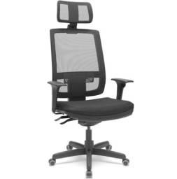 Cadeira de Escritório Presidente Brizza