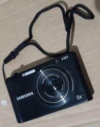 Câmera Samsung ST77 16.1MP zoom óptico