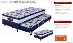 Título do anúncio: Mega oferta camas, solteiro com Auxiliar ////l
