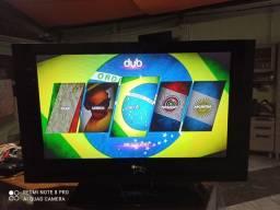Tv 50 Polegadas LG C/defeito na saída HDMI acompanha controle remoto Original