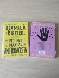 Livro Pequeno Manual Antirracista, Djamila Ribeiro - NOVO