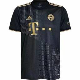 Camisa Bayern - 21/22