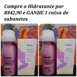 Mega Promoção de Hidratante Natura