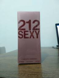 Perfume 212 Sexy Carolina herrera 100ml