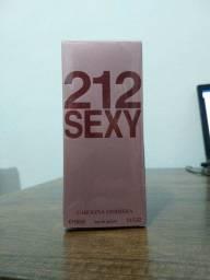 Perfume 212 Sexy Carolina herrera 100ml
