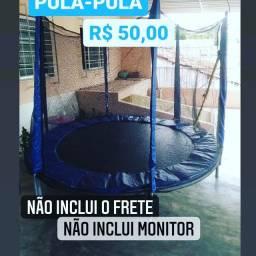 PULA PULA 50,00 DIARIA