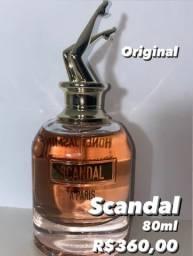 Perfume SCANDAL Jean Paul Gaultier 80ml