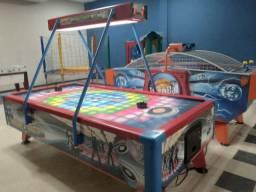Brinquedo Air Game Disco Tech - Matic