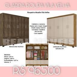 Guarda roupa de casal grande Vila Velha 1
