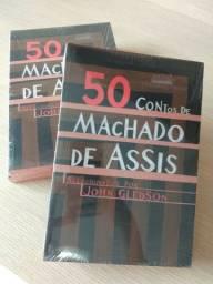 Livro NOVO: 50 contos de Machado de Assis, Machado de Assis