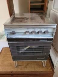 Título do anúncio: Antigo fogão Orly Continental 2001 raro e funcionando anos 70