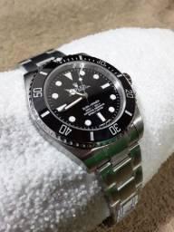 Relógio Submariner No Date Premium Swiss - Fotos Reais