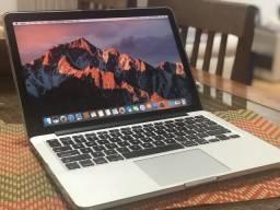 MacBook retina 13 256gb SSD 8gb RAM intel Core i5