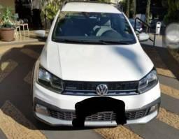Volkswagen Saveiro 1.6 16v Cross Cab. Dupla Total Flex 2p- - 2017
