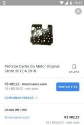 Protetor Carter cruze 2012á2016original