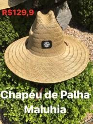 Chapéu de palha Surf Maluhia