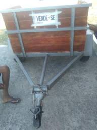 Reboque/carrocinha