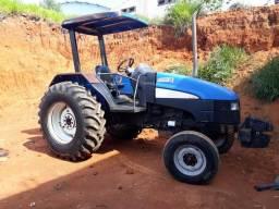 Trator TL75 exitus Motor MWM