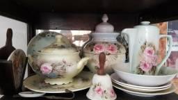 Peças de Porcelana antiga