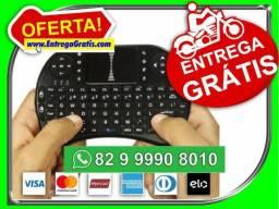 Contamos- Mini Teclado Mouse Touch SmartTv-Qualidade