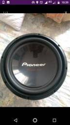 Auto Falante Cara Preta Pioneer 309 semi novo
