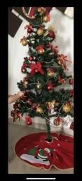 Vendo linda Árvore de Natal completa
