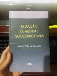 Livro Execução De Medidas Socioeducativas