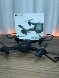 DRONE VISUO, MODELO XS809HW - câmera 2MP