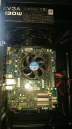 PC Gamer i3 fonte Evga 430w
