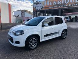 FIAT UNO 2014/2014 1.4 EVO SPORTING 8V FLEX 4P MANUAL - 2014
