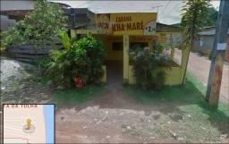 Alugo casa com ponto comercial na ponta da tulha
