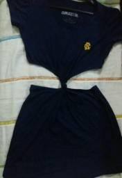 Vestido oficial do Remo