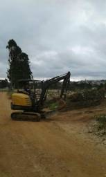 Mini escavadeira - 2010