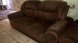 Promoção o conjunto de sofá 350!