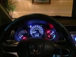 Honda city automático modelo 2014 - 2013