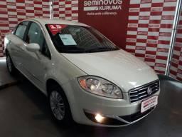 FIAT LINEA 1.8 ESSENCE 16V FLEX 4P AUTOMATIZADO. - 2015