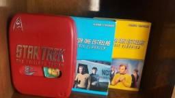 Box DVD Star Trek (Jornada nas Estrelas)