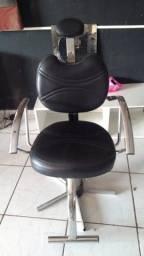 Cadeira pra barbeiro
