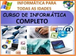Curso de Informática Completo Stº Antonio do Descob-GO